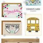 Graduation Congratulations Cards #1