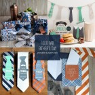 Free Printable Father's Day Paper Craft Project Ideas