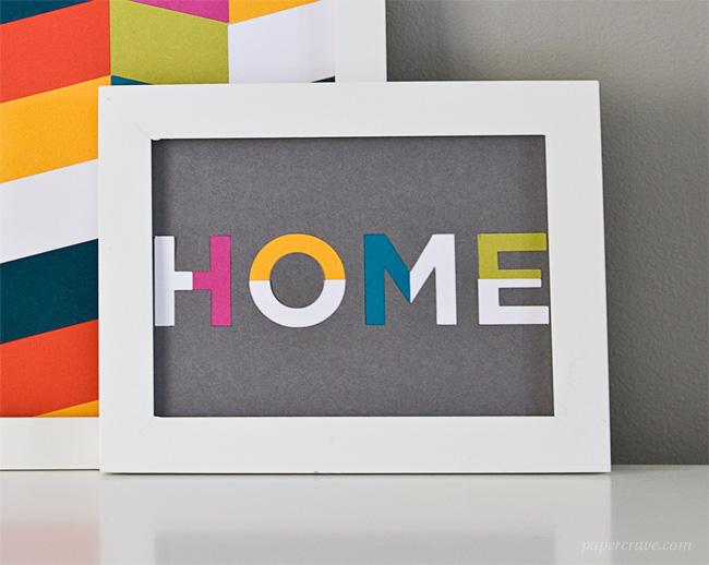Home Die Cut Wall Art Tips