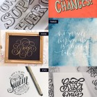 Hand Lettered Love #85