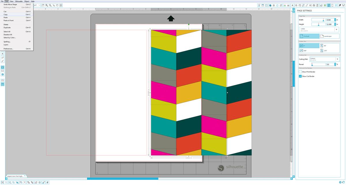 Silhouette Studio (Designer Edition) : Choose Shapes