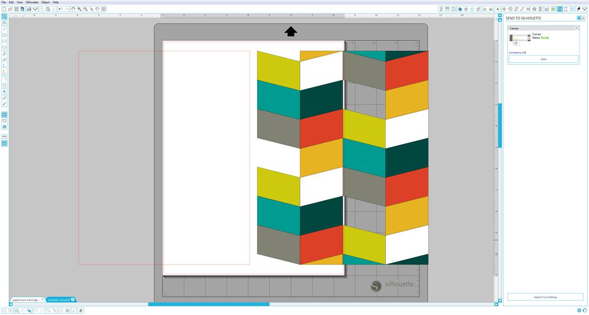 Silhouette Studio (Designer Edition) : Delete Shapes