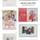 7 Fantastic Foil Stamped Holiday Photo Cards from @Minted