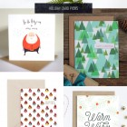 Holiday Card Picks Roundup