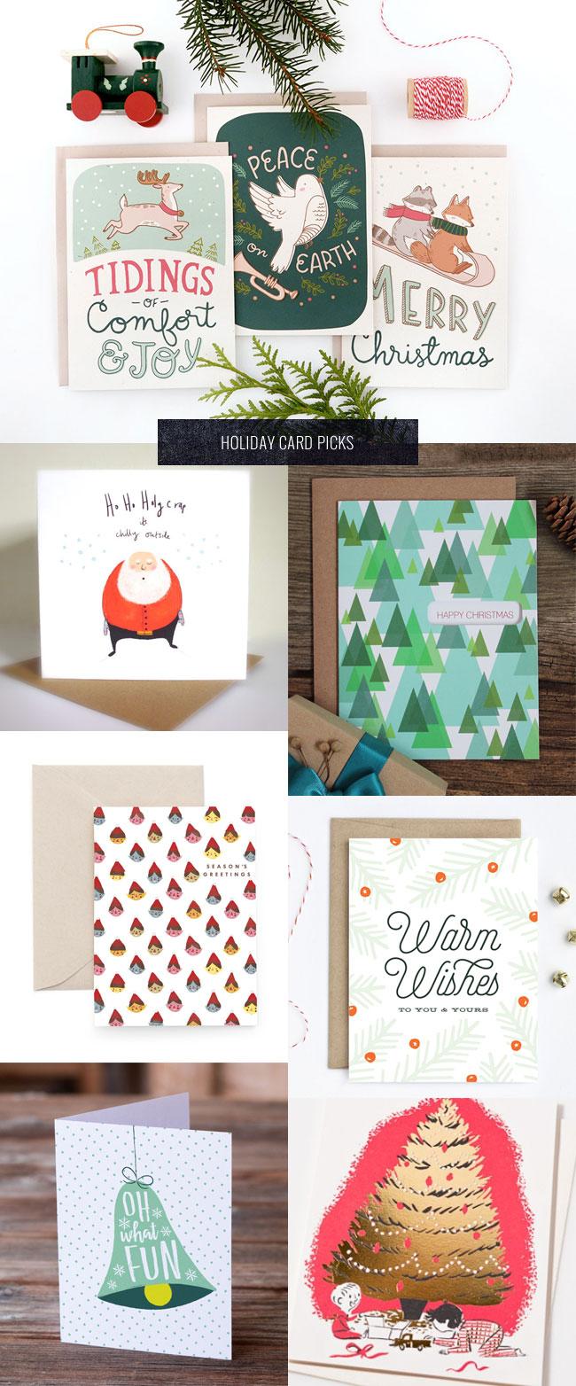 Holiday Card Picks Roundup
