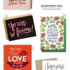 Funny & Snarky Valentine's Day Cards