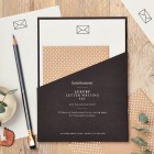 Luxury Letter Writing Set from Katie Leamon