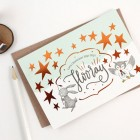 Whimsy Whimsical Hooray Card