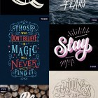 Hand Lettered Love #116