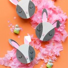 DIY Bunny Box Tutorial from Oh Happy Day
