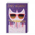 Illustrated Birthday Card by Allison Black for Lagom