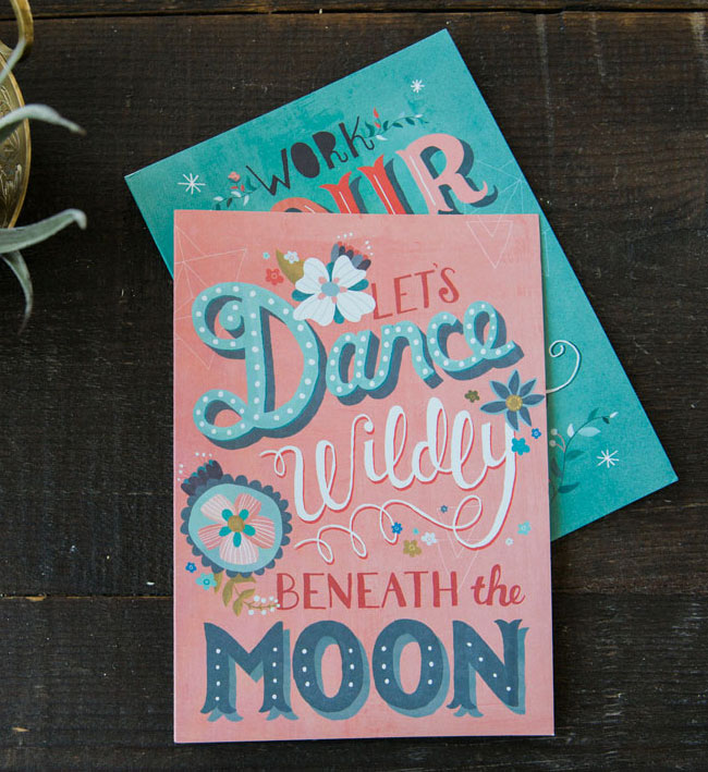 Illuminated Paper Goods by Kelly Angelovic
