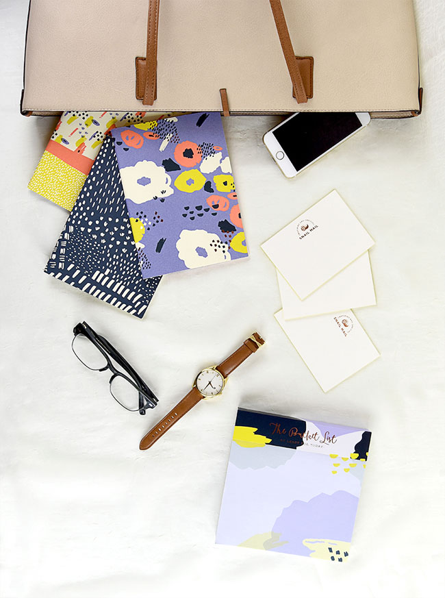 The Reverie Desk & Stationery Collection from Elum