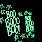 DIY Glow in the Dark Halloween Treat Bag Tutorial from k.becca