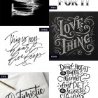 Hand Lettered Love #149