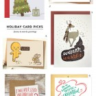 Funny & Snarky Holiday Cards
