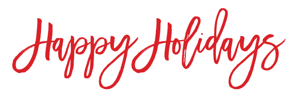 Happy Holidays Madina Script