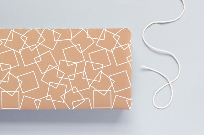 Squares Pattern Paper | ola