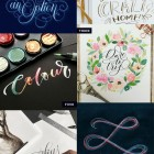 Hand Lettered Love #165