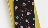 Donuts Pocket Notebook from Darling Paper Co.