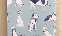 Posh Dog Notebook from Peggy & Kate