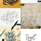 Hand Lettered Love #192