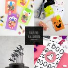 4 Fab & Free Halloween Printables
