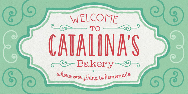 Catalina Font by Kimmy Design