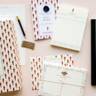 Master Boddington Kids Stationery & Correspondence Collection from Mr. Boddington's Studio (Ice Cream)