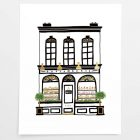 La Boulangerie Art Print from On Lane Avenue