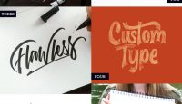 Hand Lettered Love #200 #lettering