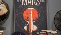 Icarus Mars Box Set (Perfect Gift Idea for NASA and space aficionados!) from Familytree