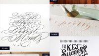 Hand Lettered Love #208 #lettering