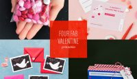 4 Fab & Free Valentine's Day Printables