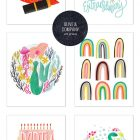 Whimsical Art Prints from Olive & Company #wallart