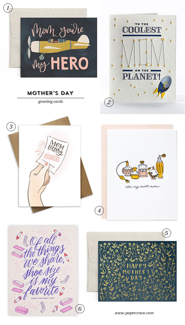Sweet & Lovely Mother's Day Cards #mothersday #greetingcards