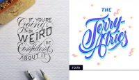 Hand Lettered Love #222 #lettering