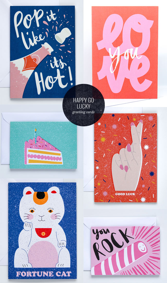 http://papercrave.com/wp-content/uploads/2018/04/happy-go-lucky-greeting-cards.jpg