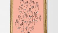 The Many Hands of Edith Evans Limited Edition Screen Print from Apartment on Belmont