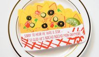 Punny Die Cut Food Cards from Ilootpaperie #stationerylove #greetingcards