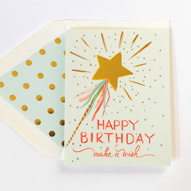 Mermaid Birthday Cards from The First Snow #birthdaycards #greetingcards