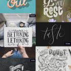 Hand Lettered Love #228 #lettering
