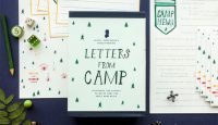 Letters from Camp Correspondence Kit from Mr. Boddington