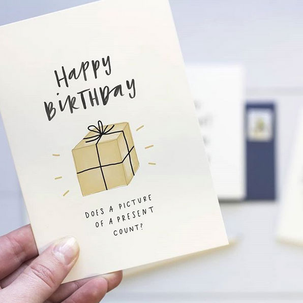 Happy Birthday Card by In the Daylight