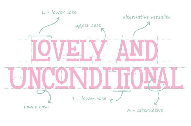 Versalita & Serif Font by Franco Fuentes #font